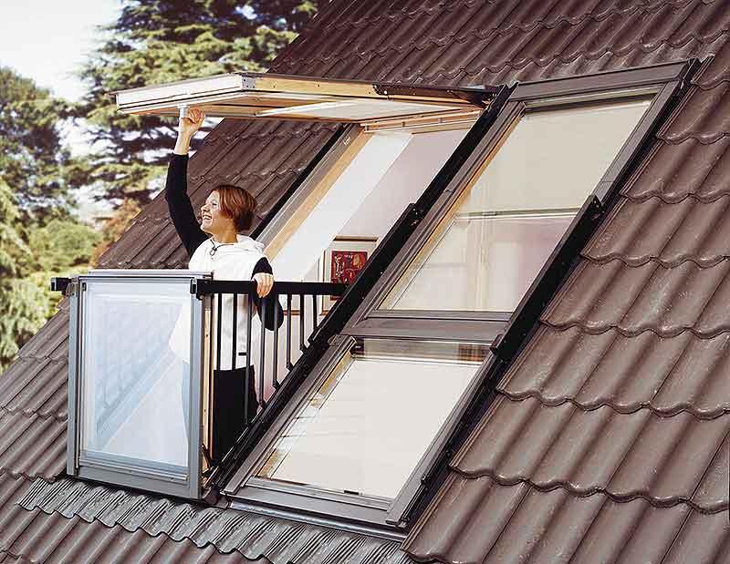 Мансардные окна FAKRO - Отличный выбор!